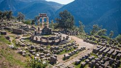 Τα ιερά τρίγωνα της Αρχαίας Ελλάδας στο BBC. Το μυστήριο πίσω από την τοποθεσία του κάθε