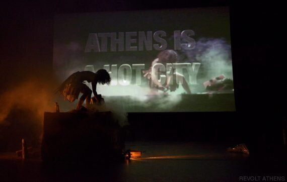 Πρώτο βραβείο για το REVOLT ATHENΣ της Έλλης Παπακωνσταντίνου στο Φεστιβάλ Κινηματογράφου του
