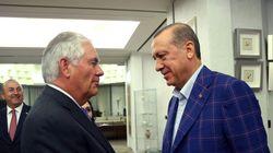 Σε καλό κλίμα, παρά τις εντάσεις μεταξύ των δύο κρατών, η συνάντηση του Αμερικανού ΥΠΕΞ με τον