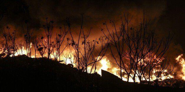 Υψηλός κίνδυνος πυρκαγιάς για την Κυριακή. Υπέρβαση του ορίου ενημέρωσης και συναγερμού για το