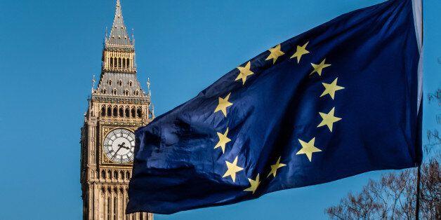 Το Ηνωμένο Βασίλειο έχει ήδη αφαιρεθεί από τον χάρτη της Ευρωπαϊκής Ένωσης σε γαλλικά σχολικά