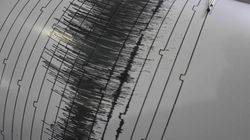 Σεισμός 6 Ρίχτερ στα ανοιχτά του