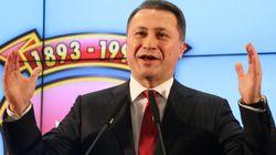 ΠΓΔΜ: Ποινική δίωξη στον Νίκολα Γκρούεφσκι για υπόθεση
