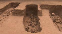 Σκελετούς «γιγάντων», ηλικίας 5.000 ετών, ανακάλυψαν αρχαιολόγοι στην