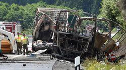 Τροχαίο με λεωφορείο στη νότια Γερμανία. 31 τραυματίες ενώ 17 άτομα