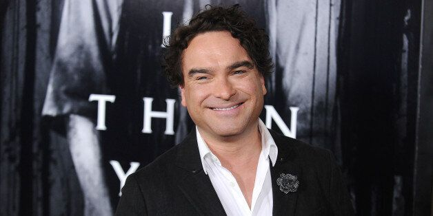 LOS ANGELES, CA - FEBRUARY 02:  Actor Johnny Galecki attends a screening of 'Rings' at Regal LA Live Stadium 14 on February 2, 2017 in Los Angeles, California.  (Photo by Jason LaVeris/FilmMagic)