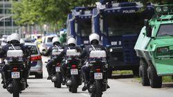 G20: 20.000 αστυνομικοί, 28 ελικόπτερα, 185 σκύλοι και 3.000 οχήματα για την ασφάλεια της