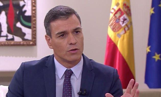 Sánchez: Hay diferencias muy notables de cómo entienden la política Errejón e Iglesias