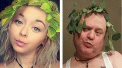 Μπαμπάς τρολάρει την κόρη του τραβώντας τις ίδιες selfies με εκείνη και κερδίζει 139.000 followers στο