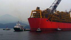 Το μεγαλύτερο πλοίο του κόσμου σάλπαρε από τη Νότια Κορέα για την
