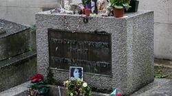 Η ελληνική φράση στον τάφο του Τζιμ Μόρισον - Τι