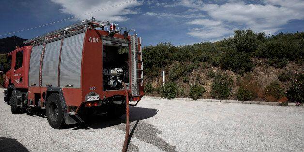 Καταγγελίες για καθυστέρηση της πυροσβεστικής στην Μάνη. Μεγάλες οι υλικές