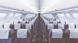 Πώς να αποβιβαστούμε από το αεροπλάνο χωρίς να δείχνουμε