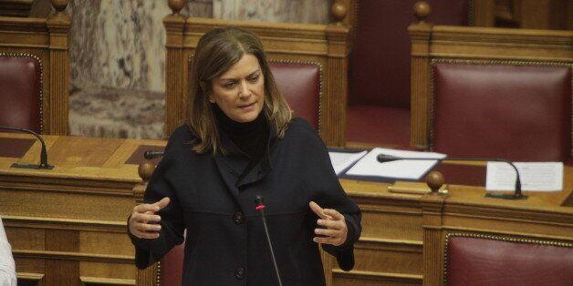 Αντωνοπούλου: Επιδιώκουμε εξαίρεση των κονδυλίων για την ανεργία, από το δημοσιονομικό