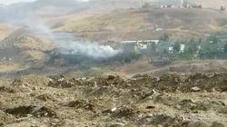 Ο τουρκικός στρατός ανταπέδωσε τα πυρά που δέχθηκαν υποστηριζόμενοι από την Άγκυρα Σύροι αντάρτες από τη