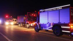 Ένας νεκρός από πυρκαγιά σε αυτοκίνητο στην Αθηνών -