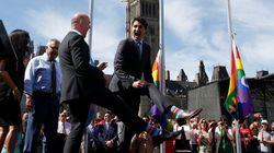 Τι συμβαίνει με τον Justin Trudeau και τις κάλτσες