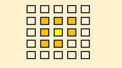 Ένα γρήγορο τεστ δείχνει πόσο ανεπτυγμένη είναι η οπτική σας