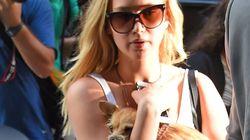Ό,τι κι αν κάνετε, μην αγγίξετε ποτέ το σκυλί της Jennifer Lawrence. Αλλά