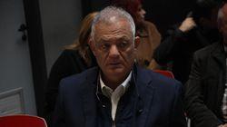 Την παραίτησή του από την θέση του διευθύνοντος συμβούλου της ΕΡΤ υπέβαλε ο Λάμπης