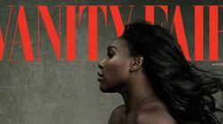 Η Serena Williams είναι σχεδόν γυμνή, έγκυος και πιο εντυπωσιακή από ποτέ στο εξώφυλλο του Vanity