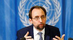 Ο Ύπατος Αρμοστής του ΟΗΕ για τα Ανθρώπινα Δικαιώματα ασκεί κριτική σε Μέι, Τραμπ και