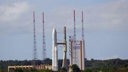 Ένα λεπτό πριν από τα μεσάνυχτα η εκτόξευση του δορυφόρου HELLAS SAT