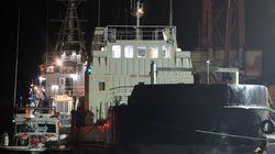 Προφυλακιστέο το πλήρωμα του φορτηγού πλοίου «GOLENDRI» που μετέφερε 1.557.200 λαθραία πακέτα