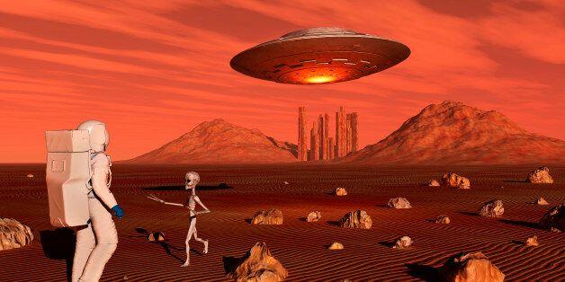 Η ΝΑSA είναι έτοιμη να ανακοινώσει την ύπαρξη εξωγήινης ευφυούς ζωής, λένε οι