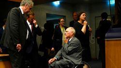 Die Linke: Xρυσοπληρωμένος ερασιτεχνικός θίασος το Eurogroup με σκηνοθέτη τον