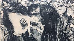 Κορυφαίοι χαράκτες «παίζουν» στο Τριανόν: Μια διαφορετική έκθεση στον ιστορικό κινηματογράφο της