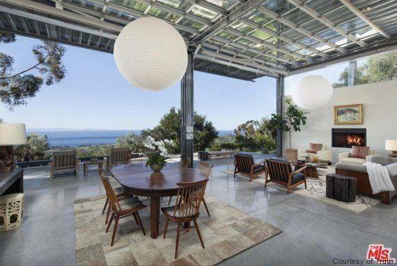 Μια ματιά μέσα στο νέο, ονειρεμένο σπίτι της Natalie Portman στην ακτή της