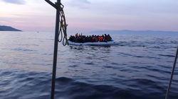 Ακόμη 168 μετανάστες και πρόσφυγες πέρασαν στα νησιά του Βορείου Αιγαίου το τελευταίο