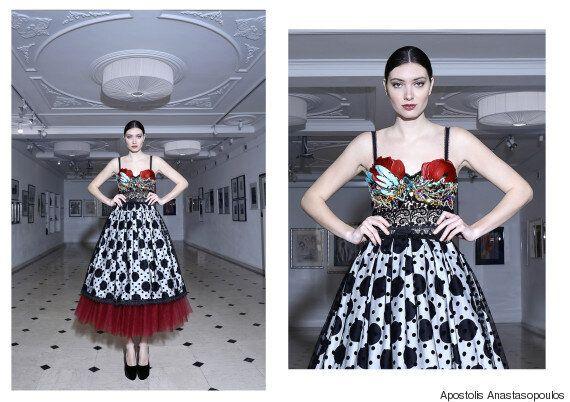 Μαρία Τάγκαλου, η πρώτη Ελληνίδα σχεδιάστρια που παρουσίασε τα ρούχα της στα Ηνωμένα Αραβικά