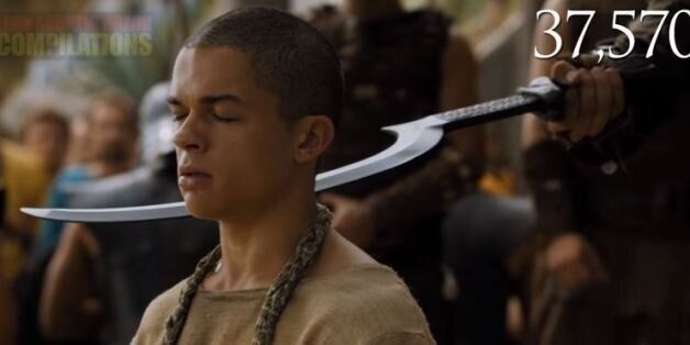 Όλοι οι 150.966 θάνατοι του Game of Thrones σ΄ένα