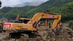Κίνα: Περισσότεροι από 100 οι αγνοούμενοι από τεράστια