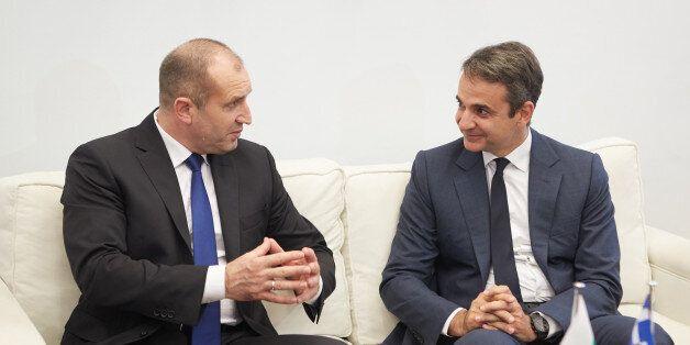 Μητσοτάκης: «Ο άξονας των σχέσεων Ελλάδας-Βουλγαρίας αποτελεί σήμερα έναν παράγοντα