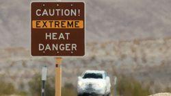 Ακραίες θερμοκρασίες στην Καλιφόρνια. Στους 53° Κελσίου ο υδράργυρος στην Κοιλάδα του