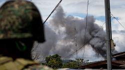 Ισχυρές εκρήξεις στις Φιλιππίνες. Σε εξέλιξη οι επιχειρήσεις κατά