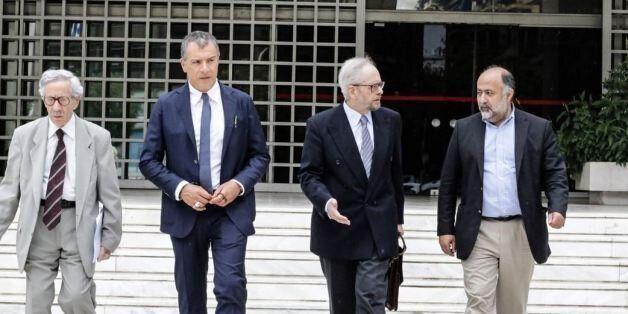 Ο Σταύρος Θεοδωράκης στην Εισαγγελέα Αρείου Πάγου για τις παράτυπες επαναπροωθήσεις τούρκων