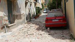 Ισχυρός σεισμός άνω των 6 Ρίχτερ νότια της Λέσβου. Μια