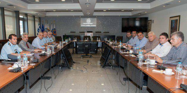 Το σχέδιο που παρουσίασε η ΕΛΑΣ στον Δήμαρχο Μενιδίου και κατεύνασε τα