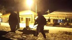 Βίντεο: Στιγμιότυπα από τις ασκήσεις των Ισραηλινών καταδρομέων στην