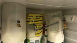 Σε αυτό το γραφείο η ασφάλεια των τροφίμων είναι πολύ
