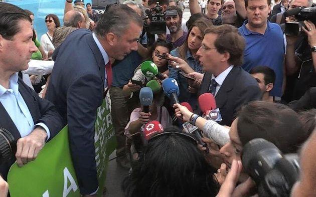 Ortega Smith y Martínez