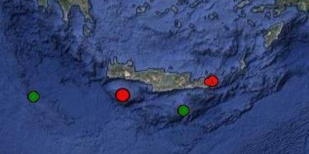 Σεισμός 4,2 Ρίχτερ ανοιχτά της