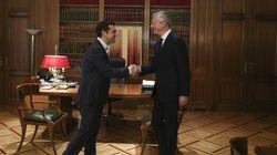 Πιο κοντά από ποτέ σε συμφωνία και λύση για το χρέος, εκτιμούν Τσίπρας και Λε