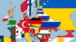 Ένας διαφορετικός χάρτης μας δείχνει τις δεύτερες μεγαλύτερες εθνικότητες πολιτών που ζουν σε χώρες της