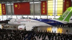 Ρεκόρ παραγγελιών για το C919, το πρώτο μεγάλο επιβατικό τζετ κινεζικής
