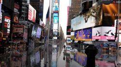 Ένα ζοφερό μέλλον: Έτσι θα μοιάζει η Νέα Υόρκη εάν πλημμυρίσει εξαιτίας της κλιματικής